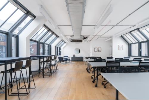 Office space located at 100 Clifton Street, Shoreditch, #3, 100 Clifton Street, Shoreditch, 3rd Floor, Room 3, #2