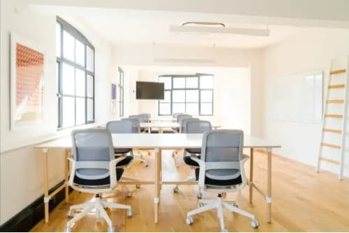 Office space located at 1 Dufferin Street, Shoreditch, 4th Floor, Room 1, #2