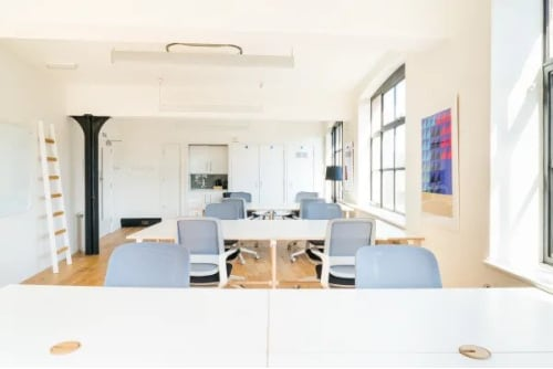 Office space located at 1 Dufferin Street, Shoreditch, 4th Floor, Room 1, #3