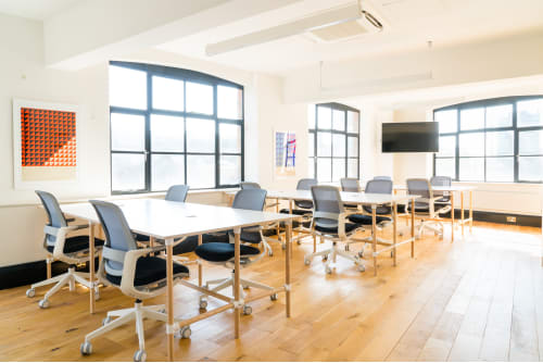 Office space located at 1 Dufferin Street, Shoreditch, 4th Floor, Room 1, #1