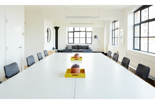 Office space located at 1 Dufferin Street, Shoreditch, 4th Floor, Room 3, #1