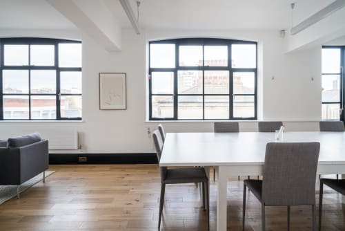 Office space located at 1 Dufferin Street, Shoreditch, 4th Floor, Room 2, #5