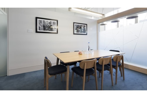 Office space located at Eastside, Kings Cross, Room MR 02, #MR 02, York Way, Room MR 02, #1