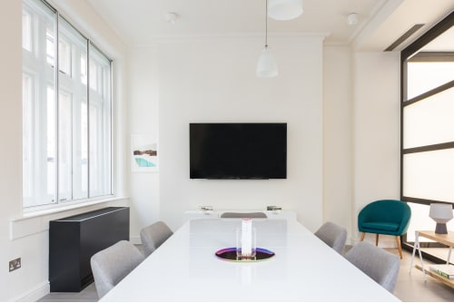Office space located at 14 Golden Square, Soho, 14 Golden Square, Soho, Ground Floor, #1