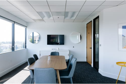 Office space located at 200 Corporate Pointe, 4th Floor, Suite 490, Room A, #7