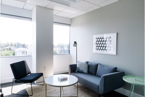 Office space located at 200 Corporate Pointe, 4th Floor, Suite 490, Room A, #8