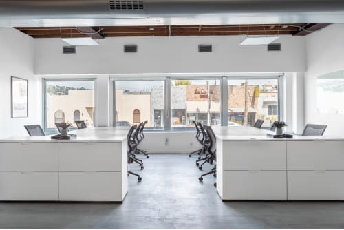 Office space located at 7966 Beverly Blvd., 1st Floor, Suite 101, #2