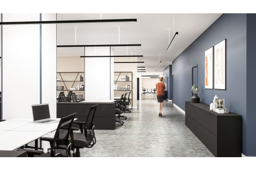 Office space located at Coming Soon: 1450 Broadway, 23rd Floor, #3