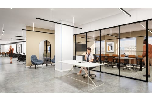 Office space located at Coming Soon: 1450 Broadway, 23rd Floor, #2