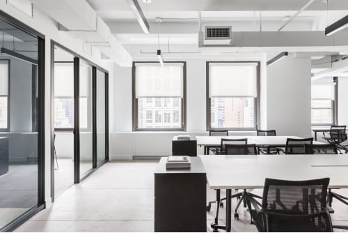Office space located at 1450 Broadway, 23rd Floor, #8
