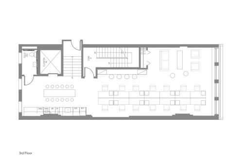 Floor-plan of Coming Soon: 23 West 23rd Street, 3rd Floor, Suite 300