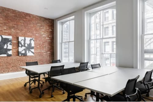 Office space located at Coming Soon: 460 Broome Street, 3rd Floor, Suite 300, #1