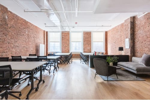 Office space located at 460 Broome Street, 4th Floor, Suite 400, #1