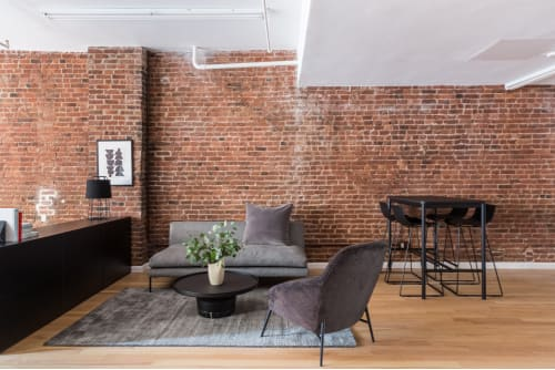 Office space located at 460 Broome Street, 4th Floor, Suite 400, #3