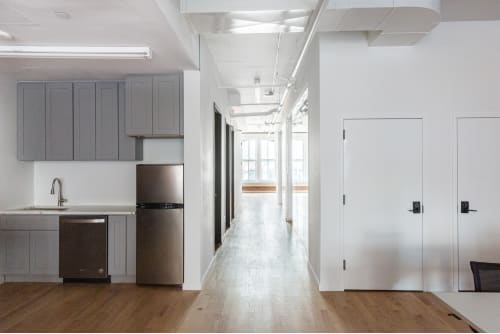 Office space located at 460 Broome Street, 4th Floor, Suite 400, #4