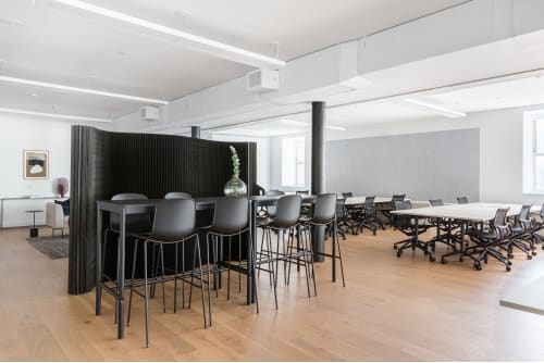Office space located at 54 Thompson Street, 4th Floor, Suite 400, #8