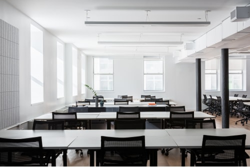 Office space located at 54 Thompson Street, 4th Floor, Suite 400, #2