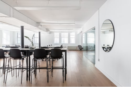 Office space located at 54 Thompson Street, 4th Floor, Suite 400, #9