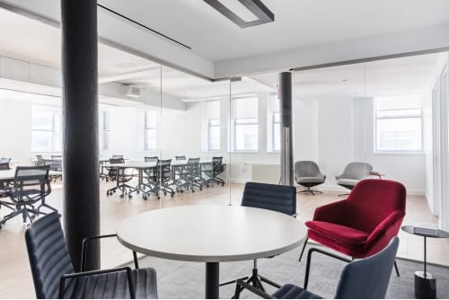 Office space located at 54 Thompson Street, 4th Floor, Suite 400, #11
