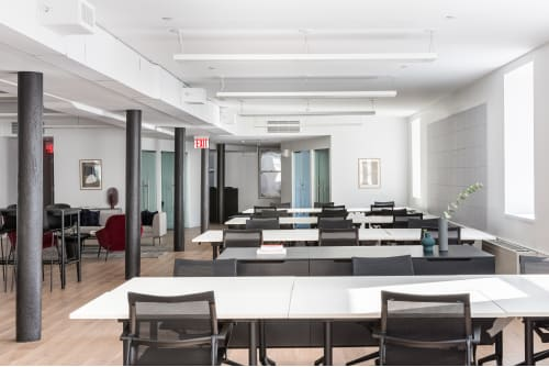 Office space located at 54 Thompson Street, 4th Floor, Suite 400, #3
