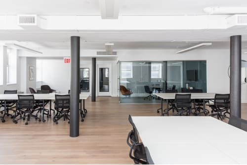 Office space located at 54 Thompson Street, 5th Floor, Suite 500, #6