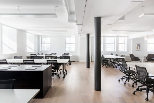 Office space located at 54 Thompson Street, 5th Floor, Suite 500, #1