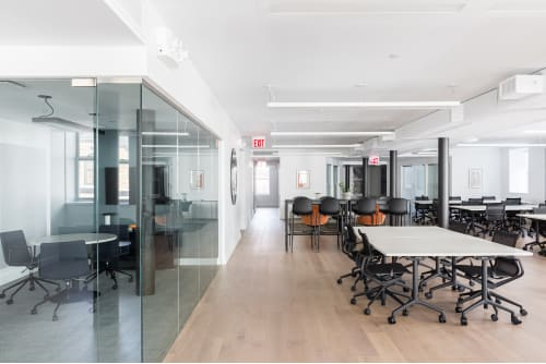 Office space located at 54 Thompson Street, 5th Floor, Suite 500, #5