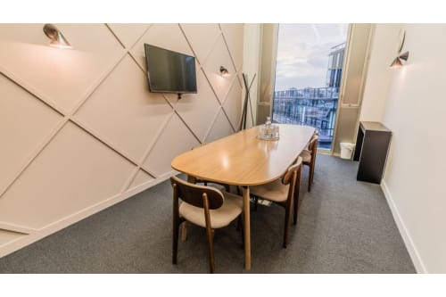 Office space located at 1 Pancras Square, Room MR 02 , #1