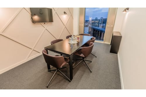 Office space located at 1 Pancras Square, Room MR 02 , #2