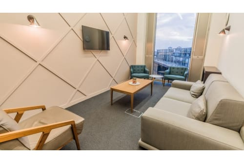 Office space located at 1 Pancras Square, Room MR 03 (Sofa Room), #1