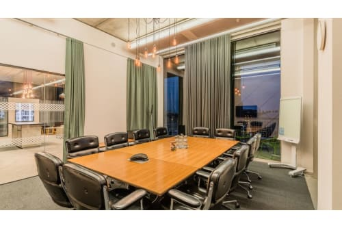 Office space located at 1 Pancras Square, Room MR 08 , #1