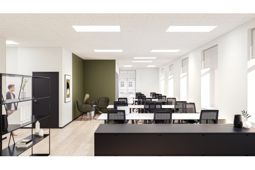 Office space located at Coming Soon: 225 Bush St., 3rd Floor, Suite 360, #1
