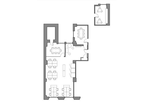 Floor-plan of Coming Soon: 244 California St, 2nd Floor, Suite 200