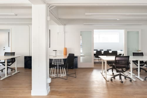 Office space located at 329 Bryant St., 2nd Floor, Suite 2C, #4