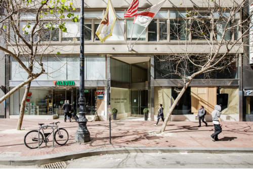 Office space located at 564 Market St., 4th Floor, Suite 401, #21