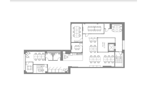 Office space located at 565 Commercial St., 2nd Floor, Suite 200, #20