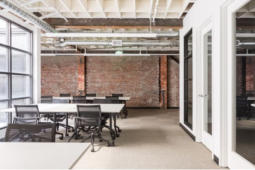 Office space located at 565 Commercial St., 3rd Floor, Suite 300, #6