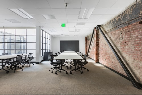Office space located at 565 Commercial St., 4th Floor, Suite 400, #12