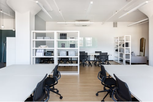 Office space located at 650 5th St., 4th Floor, Suite 402 & 410, #3