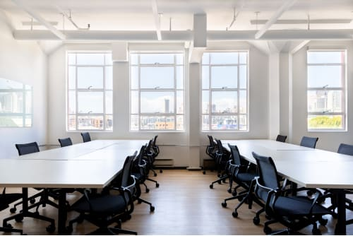 Office space located at 650 5th St., 4th Floor, Suite 402 & 410, #1
