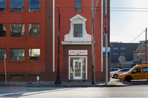 Office space located at 650 5th St., 4th Floor, Suite 402 & 410, #18
