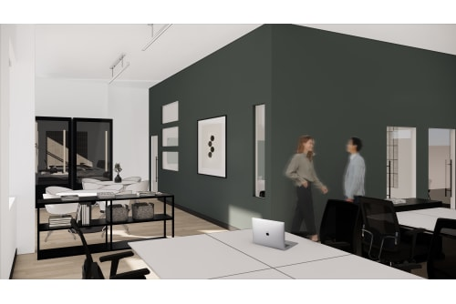 Office space located at Coming Soon: 111 Peter St., 4th Floor, Suite 406A, #2