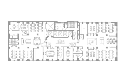 Floor-plan of Coming Soon: 25 Adelaide Street E, 3rd Floor, Suite 300