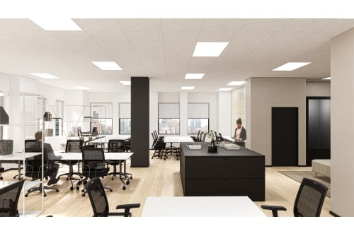 Office space located at Coming Soon: 25 Adelaide Street E, 3rd Floor, Suite 301, #2