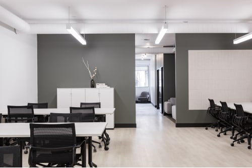 Office space located at 495 Adelaide St. West, 1st Floor, #1