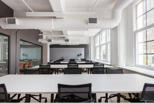 Office space located at 96 Spadina Ave., 3rd Floor, Suite 302, Room 1, #2