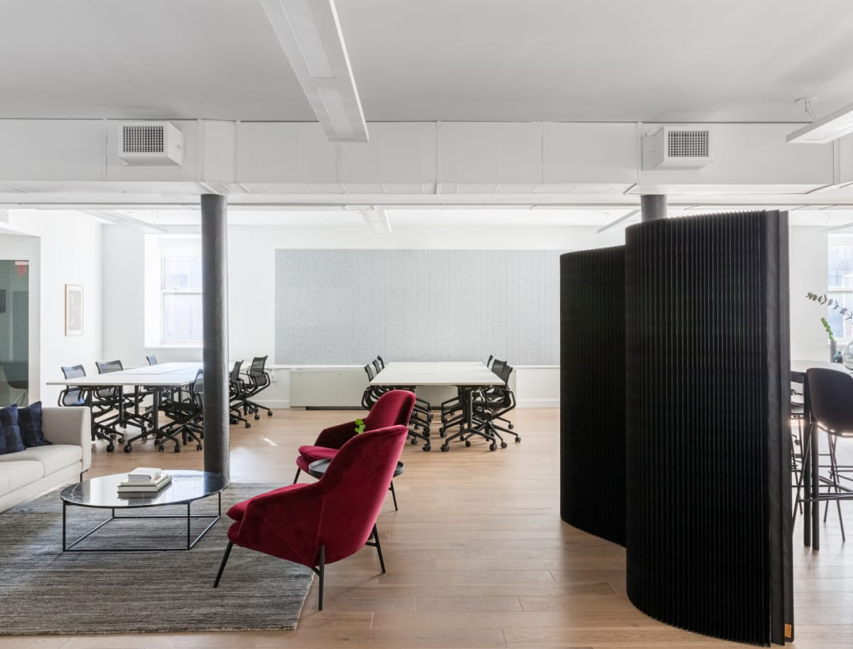 Breather fully furnished modern and comfortable office space