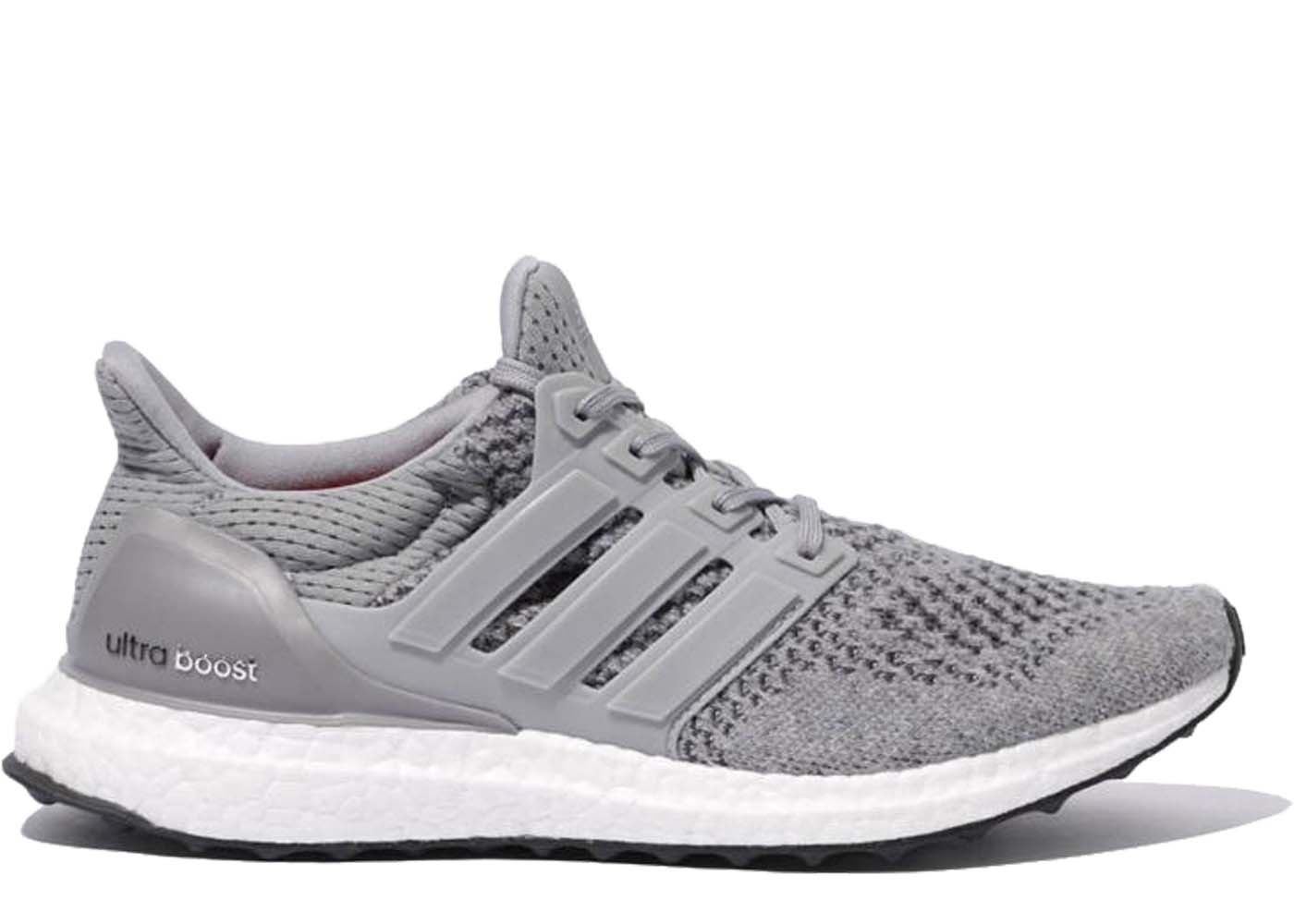 new product 04154 d9987 didas UltraBOOST 1.0 Wool Grey