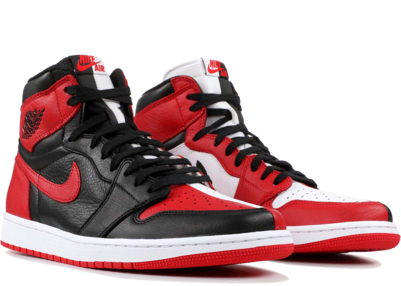 706b3ef727f24 Air Jordan 1 Retro High Homage To Home (Non-numbered)