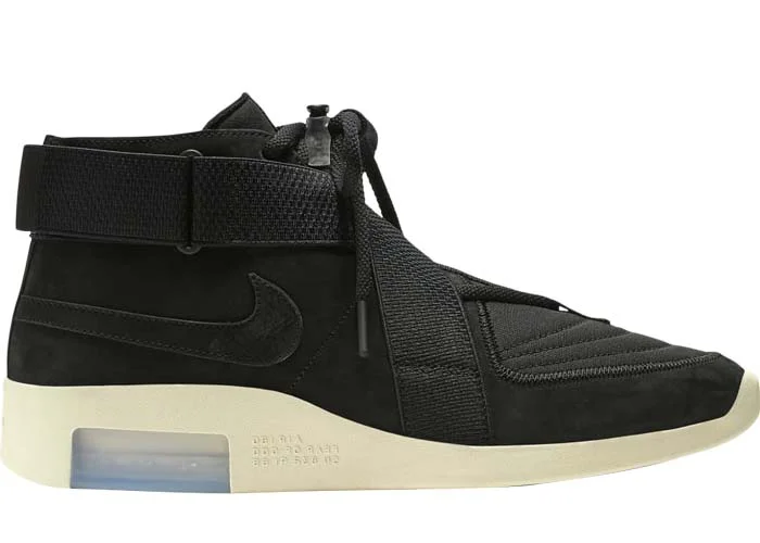 ea58e0472382 Air Fear Of God Raid Black